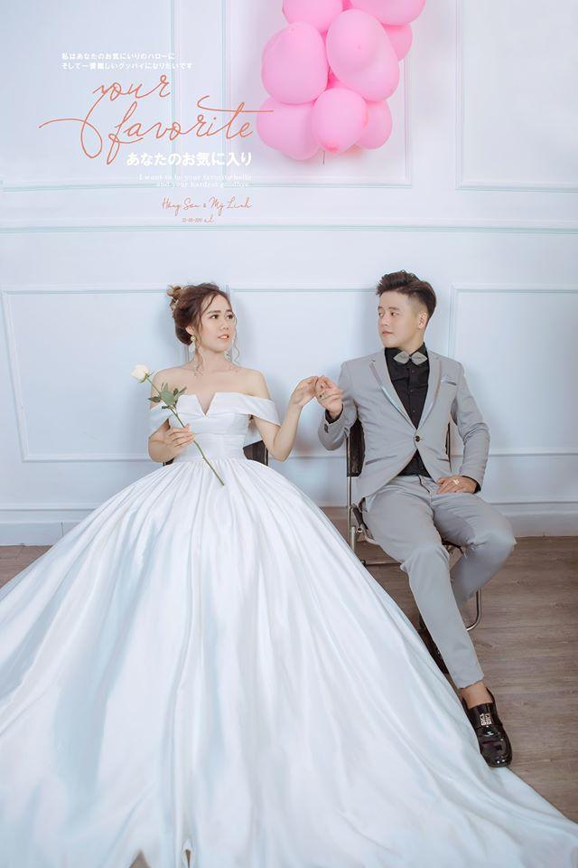 Áo cưới Two Dragon
