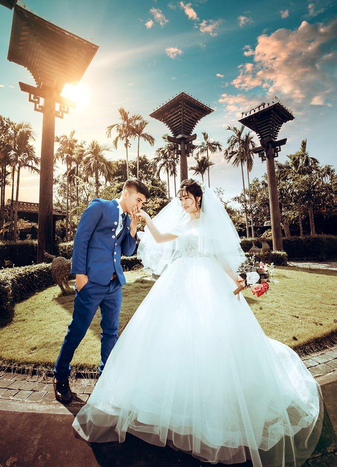 Áo cưới Út Hương