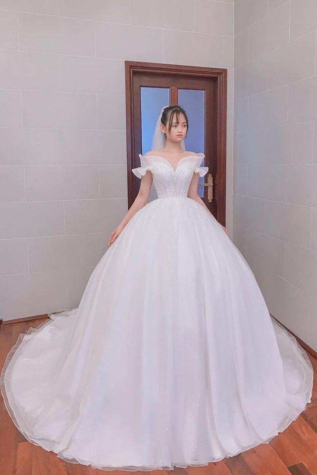 Áo cưới Uyên Phương
