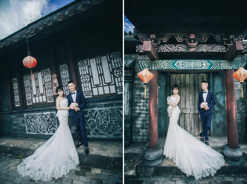 Áo cưới Valentine