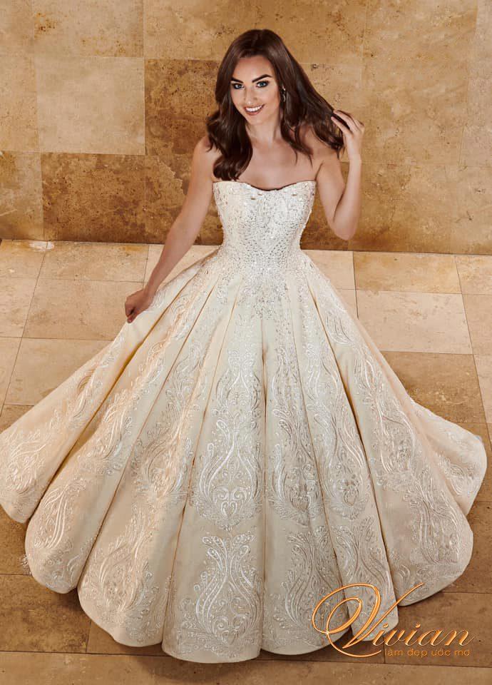 Top 10 Địa chỉ cho thuê váy cưới đẹp nhất tại quận 10, TP. HCM
