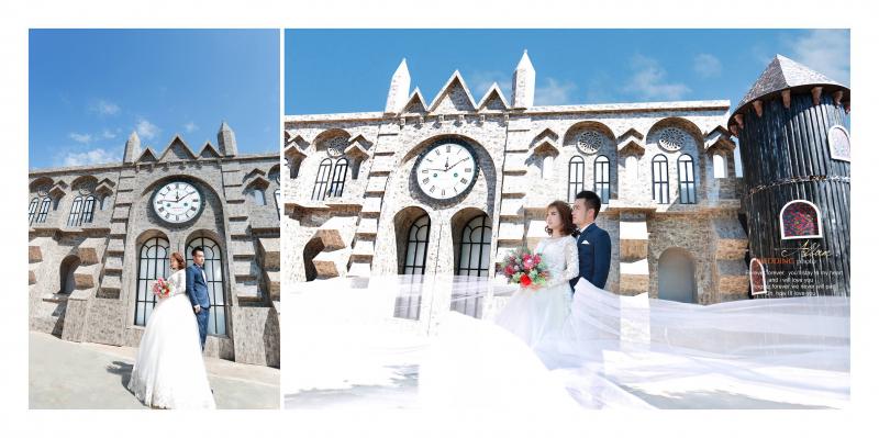 Áo cưới Xuân Thương