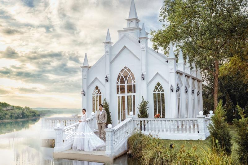 Áo cưới YUMI Wedding