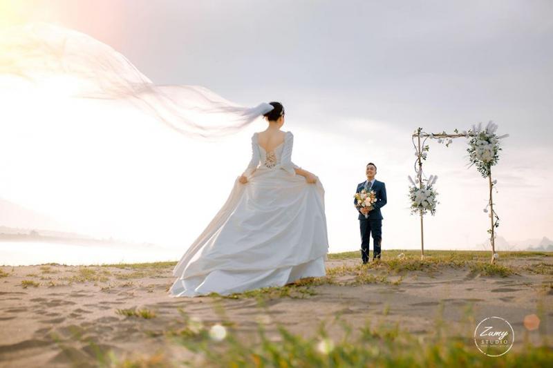 Áo Cưới Zumy - Ảnh cưới đẹp Tân Lạc
