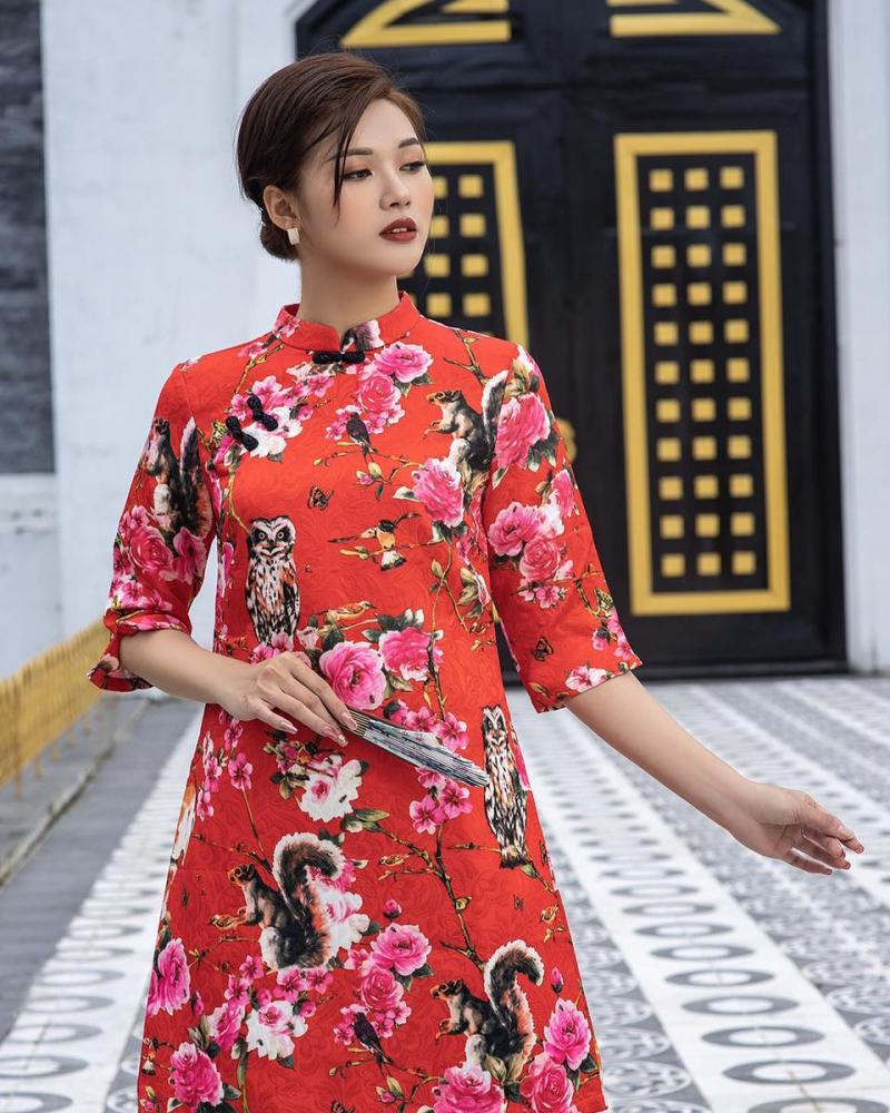 Áo dài Đà Nẵng FATRALY