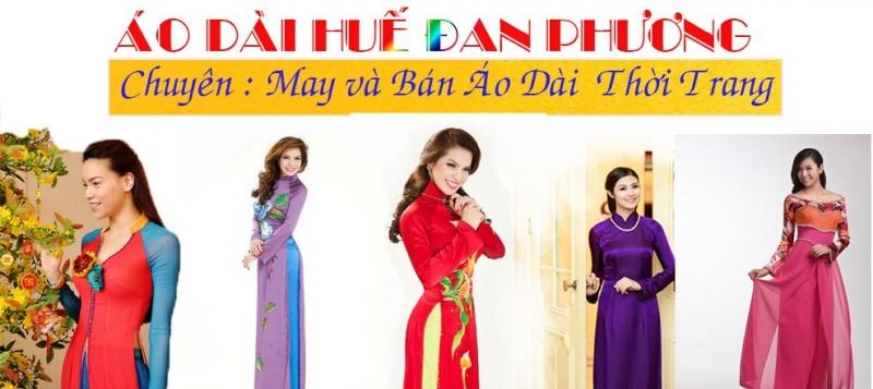 Áo dài Đan Phương - một địa chỉ chuyên may và bán áo dài nổi tiếng tại Huế