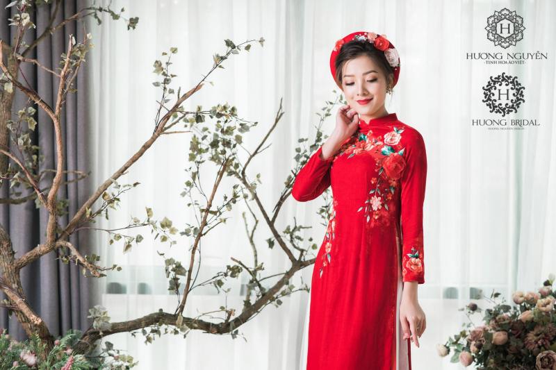 Áo Dài Hương Bridal