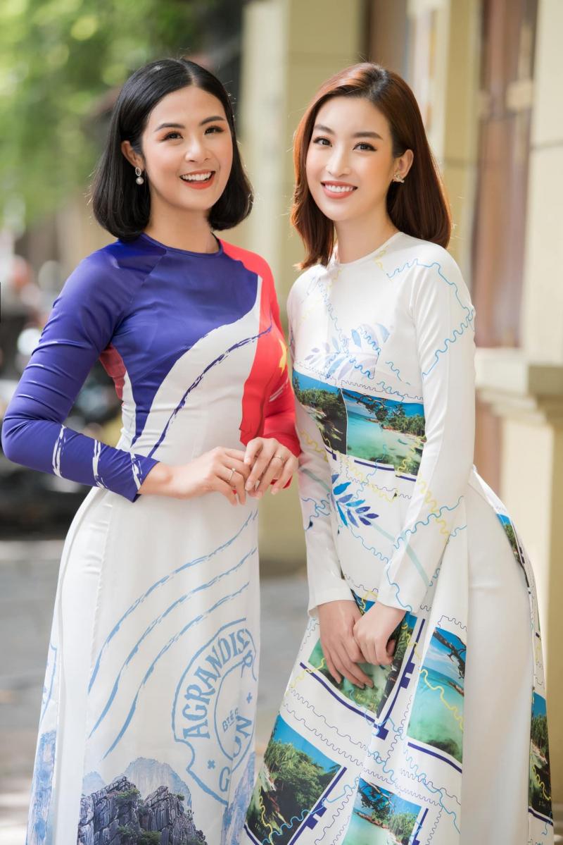 Áo dài Ngọc Hân