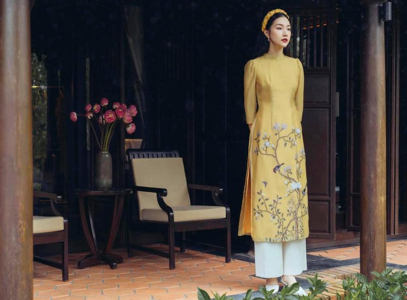 Áo Dài Quỳnh Chi