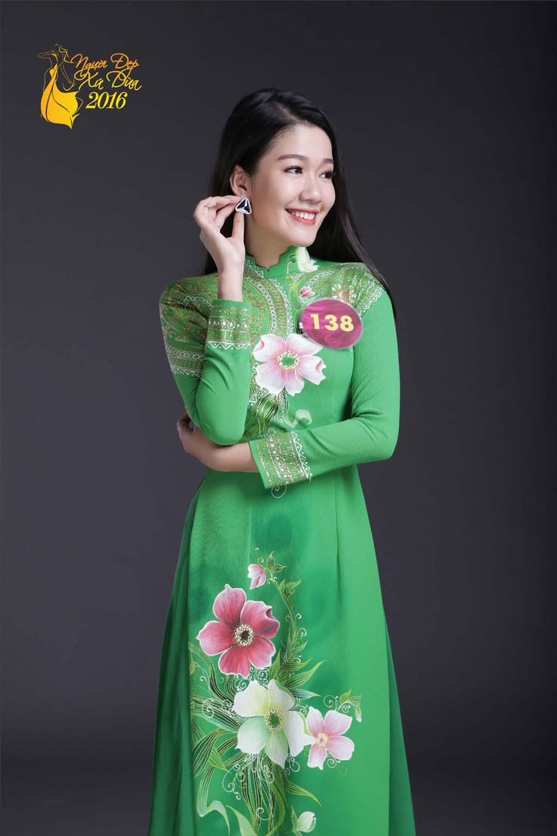 Áo dài Thanh Mai