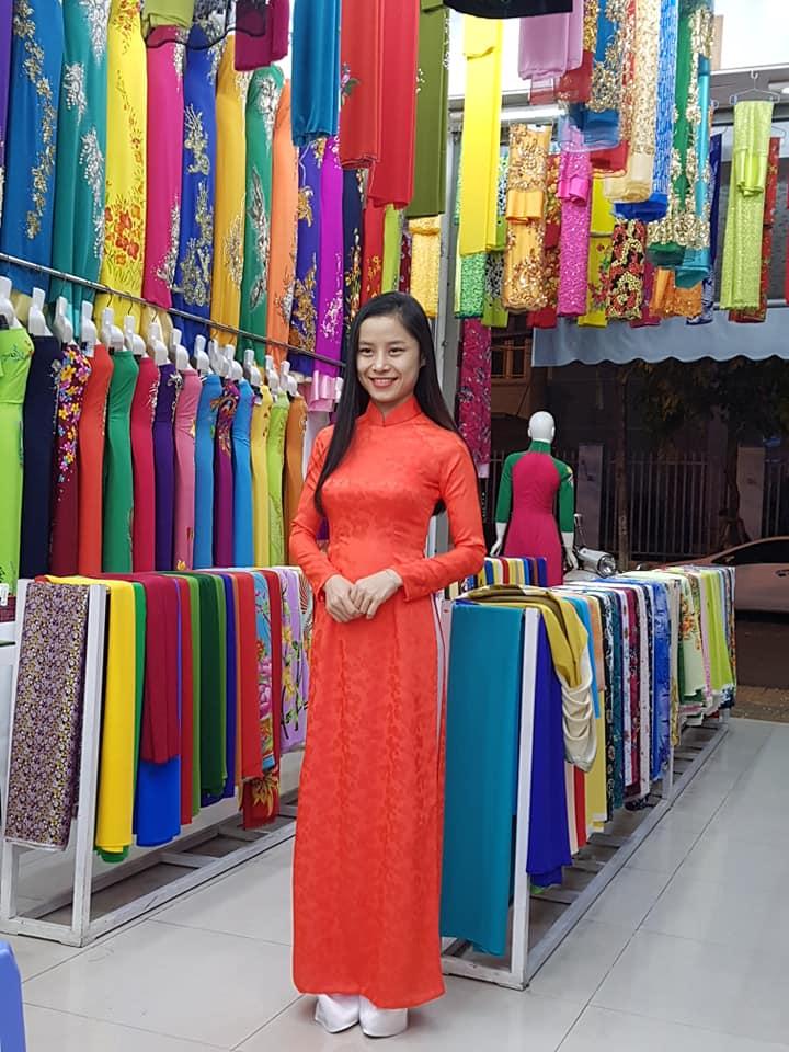 áo dài Văn Hà