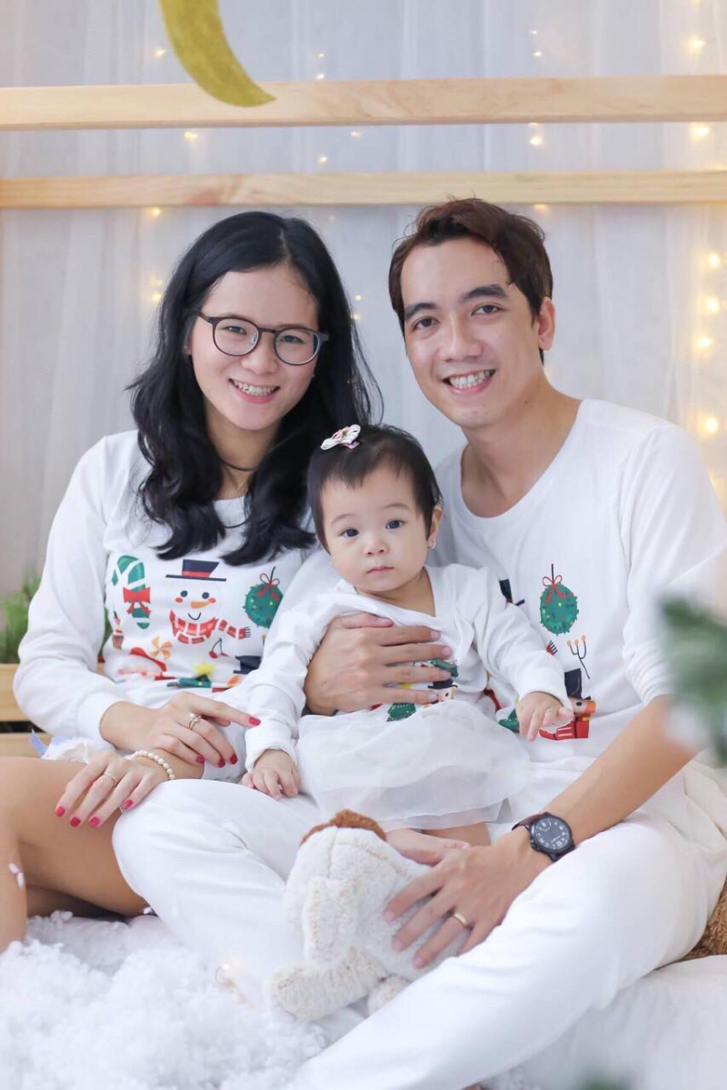 Đồng phục gia đình Familylove