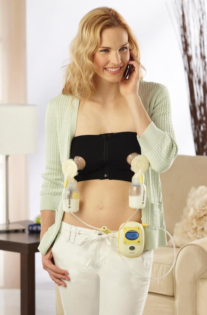 Áo hút sữa rảnh tay Medela Easy Expression® Bustier
