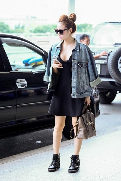 Áo khoác Denim là món đồ thời trang cơ bản nhất