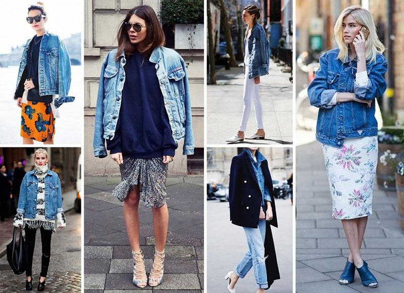 Đồ bằng chất liệu jean luôn có một sức hút đặc biệt với các tín đồ thời trang.