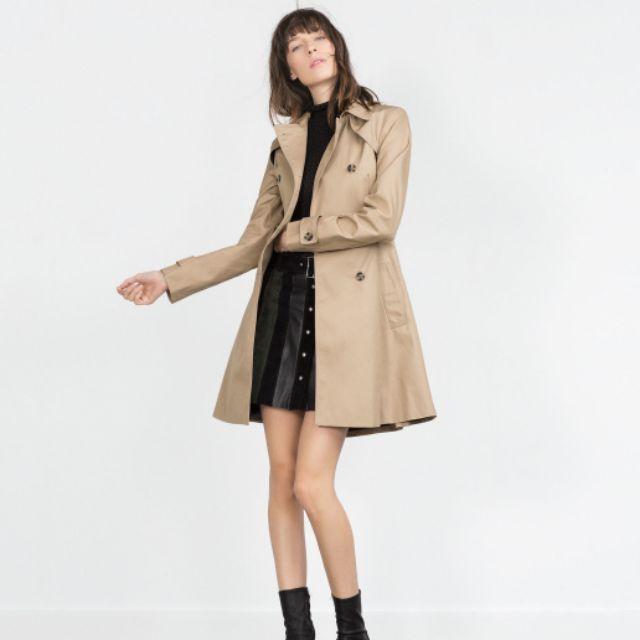 Áo khoác măng tô Zara