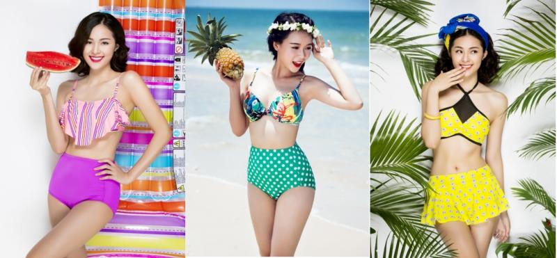 Bikini bán chạy tại Xuân Thu