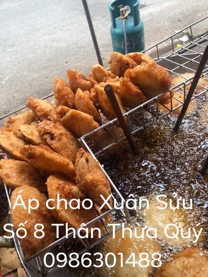 Áp chao Xuân Sửu Lạng Sơn