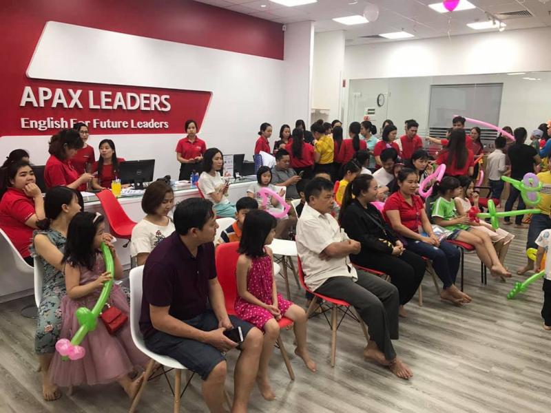 Apax English - Apax Leaders Bắc Giang