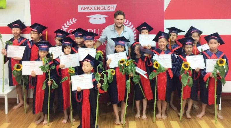 Apax English Thái Bình