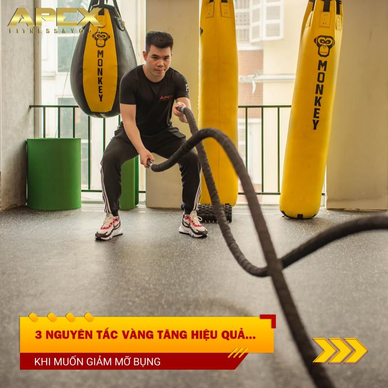 Apex Fitness & Yoga
