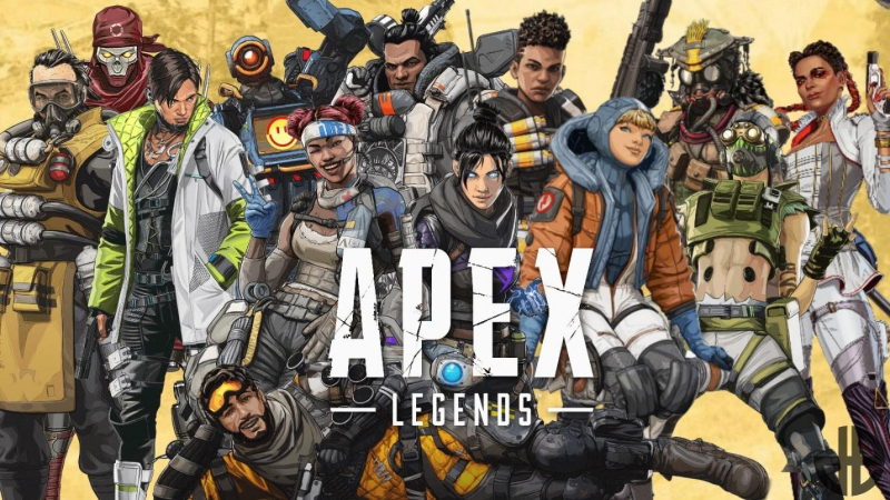 Nhiều tính năng thú vị cùng Apex Legends