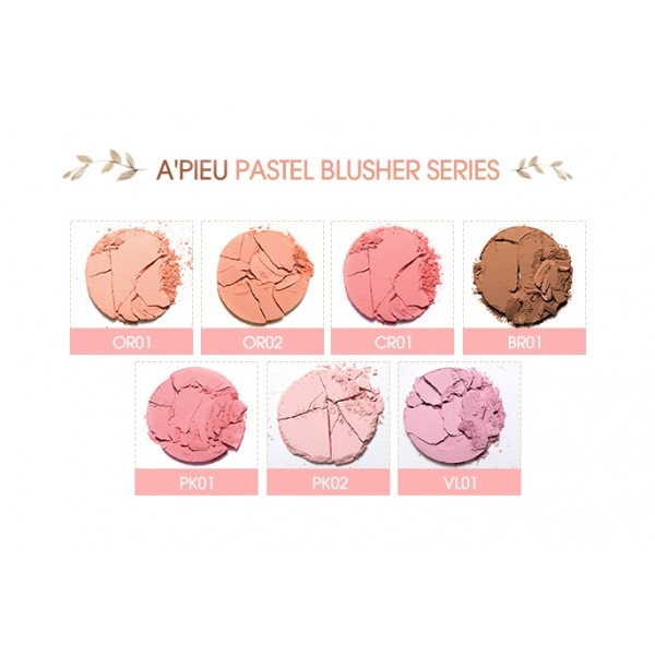 A'pieu Cushion Blusher