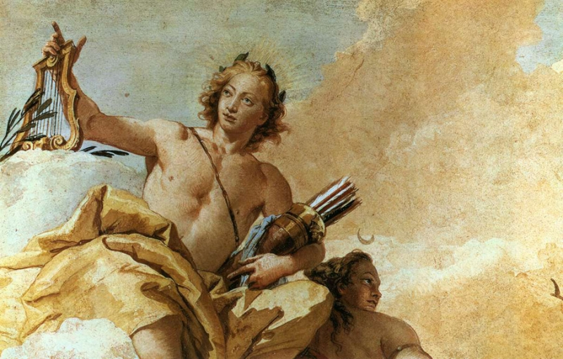 Thần Apollo