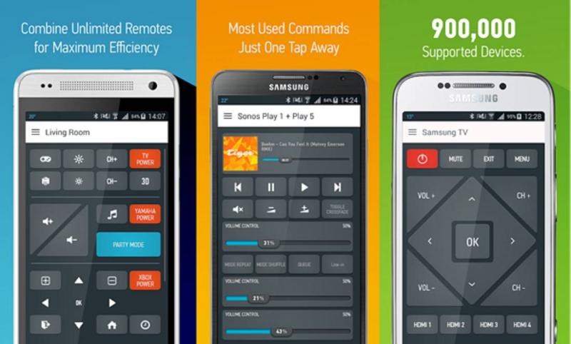 App Smart IR Remote