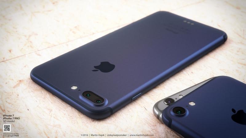 Và sản phẩm IPhone 7 mới nhất