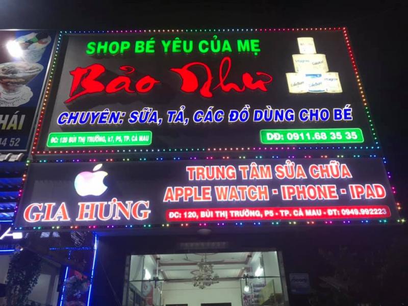 Apple Gia Hưng