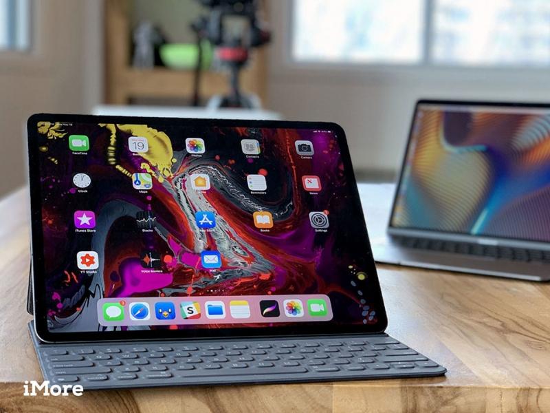 Apple iPad Pro 11 inch 64GB Wifi (2018) sở hữu ngoại hình hoàn toàn mới