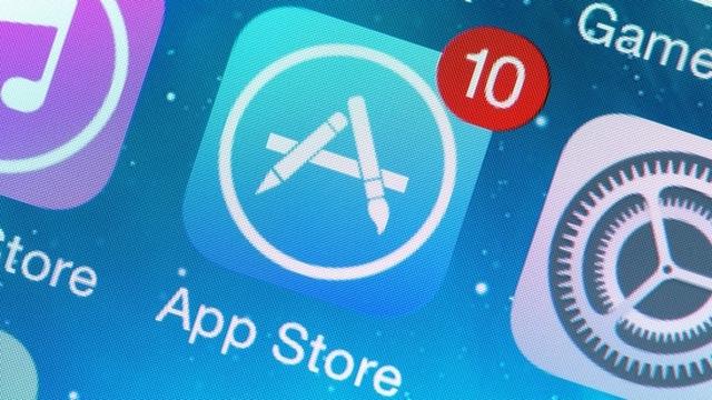 Kho ứng dụng AppStore tạo nên khái niệm về ứng dụng trên di động