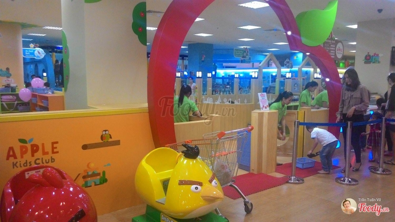 Khu vui chơi Apple Kids Club
