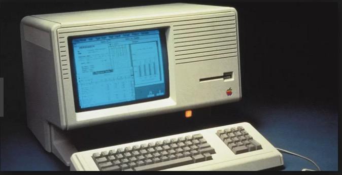 Apple Lisa (năm 1983)