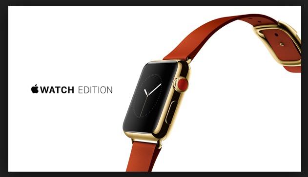 Apple Watch Edition Vàng 18K (năm 2015)