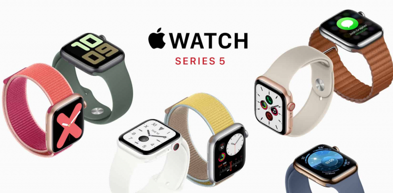 Apple Watch Series 5 LTE GPS + Cellular
