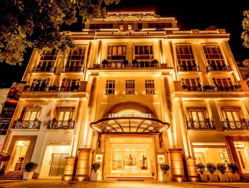 khách sạn Apricot,