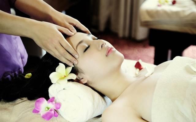 Massage giúp xua tan mọi mệt mỏi