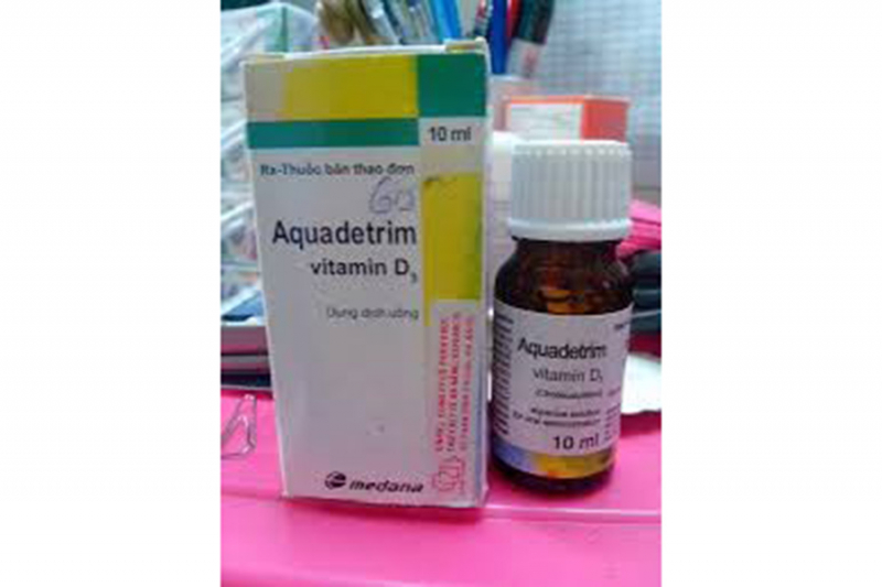 Aquadetrim Vitamin D3: