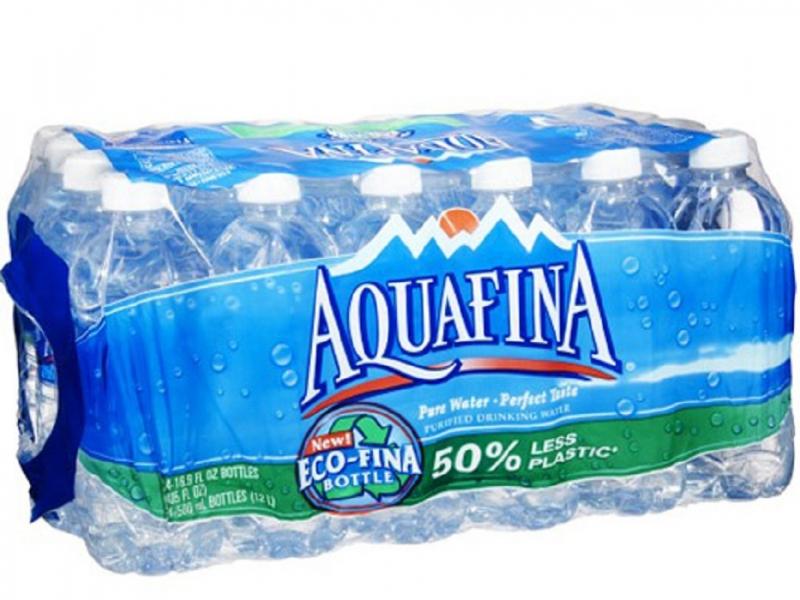 Nước khoáng Aquafina