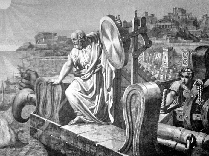 Archimedes thành Syracuse (Ác-si-mét)