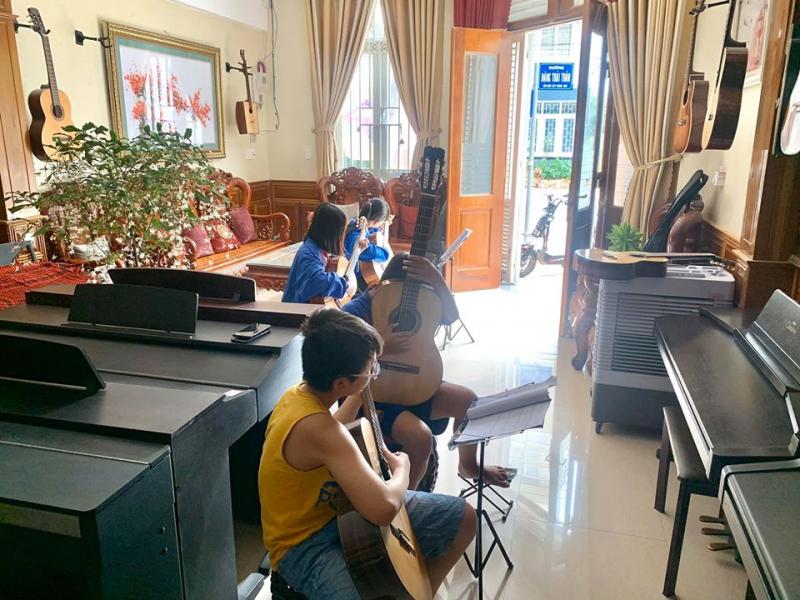 Các học viên tại ARDOR Music Center