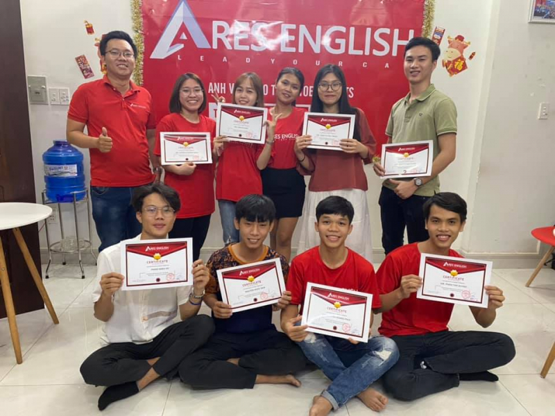 Ares English