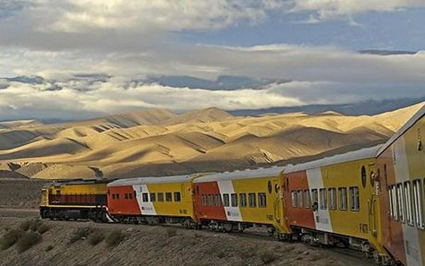 Đường sắt Argentina