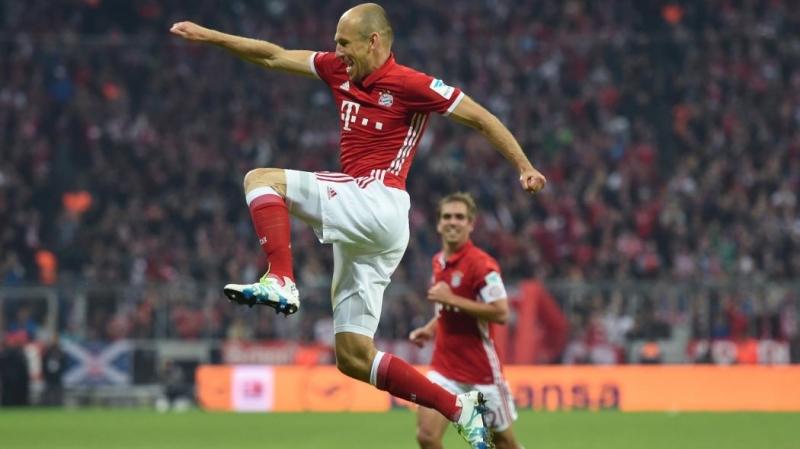 Robben vẫn chơi cực hay