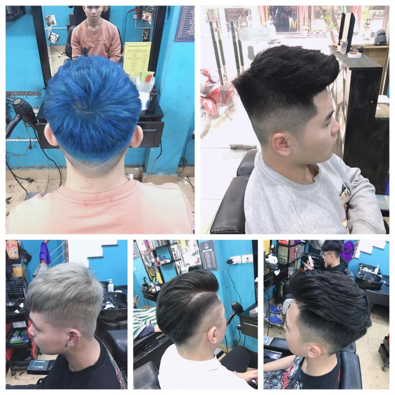 Top 8 Barber shop cắt tóc nam đẹp nhất Hà Đông, Hà Nội