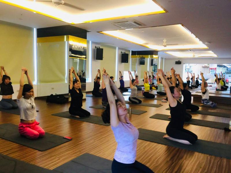 Army Fitness & Yoga