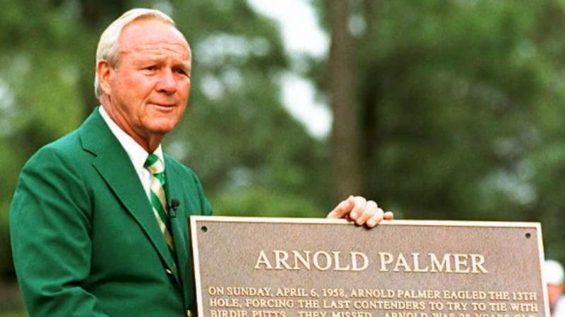 Không chỉ là một huyền thoại về môn Golf, Arnold Palmer còn là một triệu phú giàu có