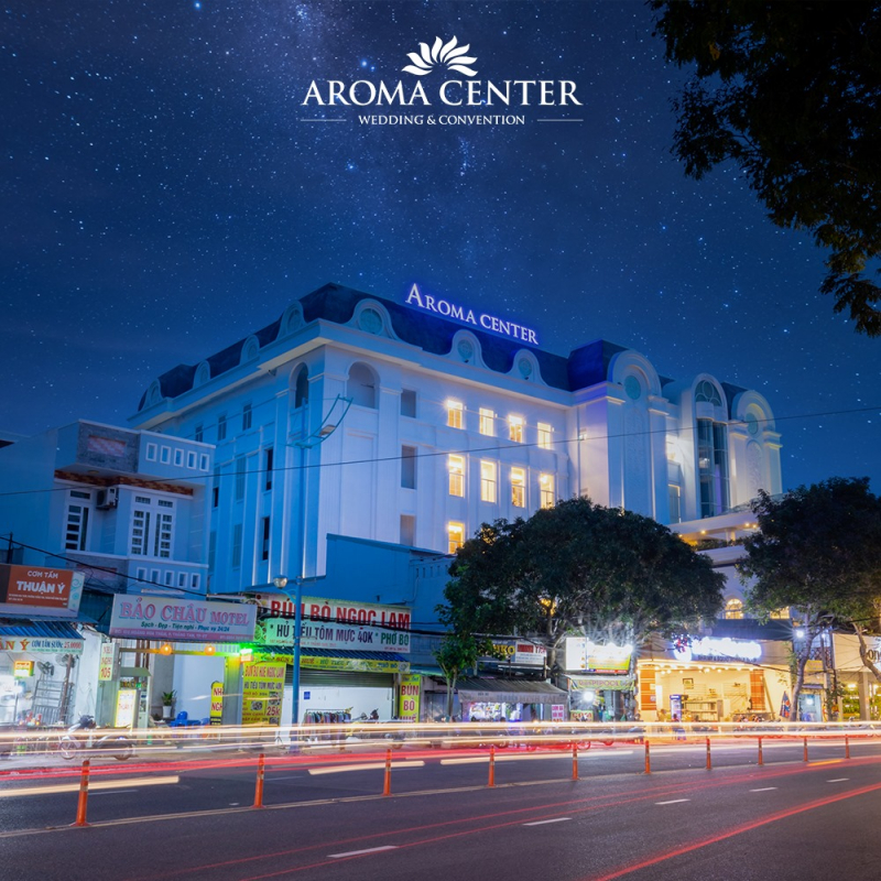 AROMA Center